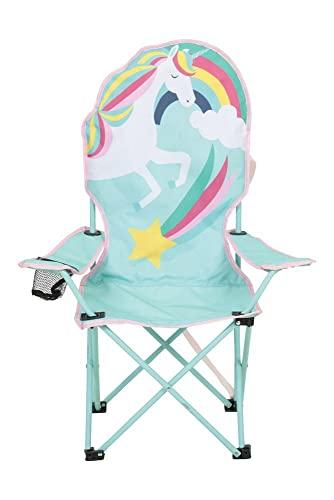 Mountain Warehouse Mini-Figuren-Kinderstuhl - Leichter Hocker, strapazierfähiger Sessel, abwischbarer Sitz -...