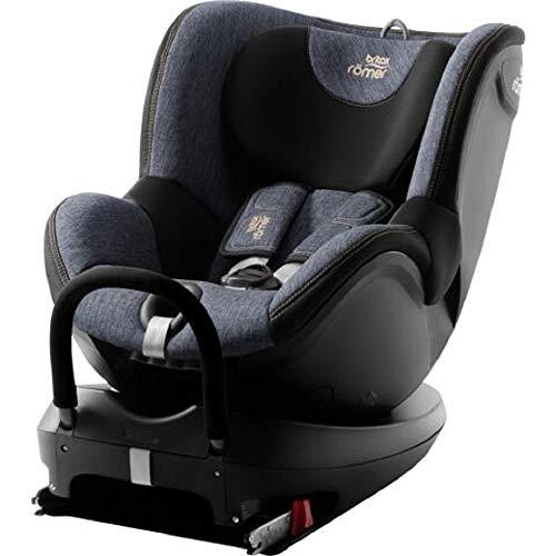 BRITAX RÖMER Kindersitz 0-18 kg DUALFIX 2 R, 360° drehbar für Kinder (Gruppe 0+/1), von Geburt bis 4 Jahre,...