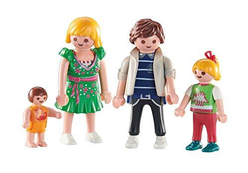 Playmobil Familie Hauser