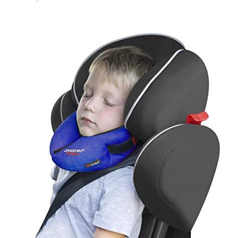 SANDINI – Kinder Schlafkissen/Nackenkissen mit Stützfunktion