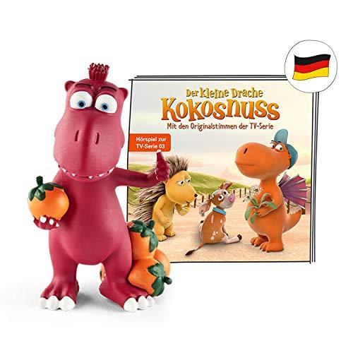 tonies Hörfiguren für Toniebox - Der kleine Drache Kokosnuss - Hörspiel zur TV-Serie 03 - ca. 60 Min. - Ab...