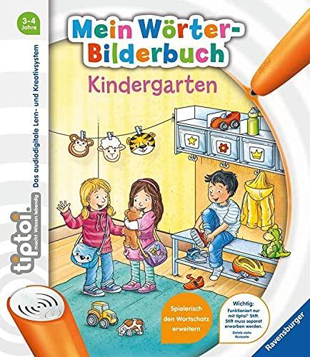 Tiptoi Buch Kindergarten