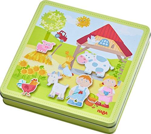 HABA Magnetspielbox Bauernhof