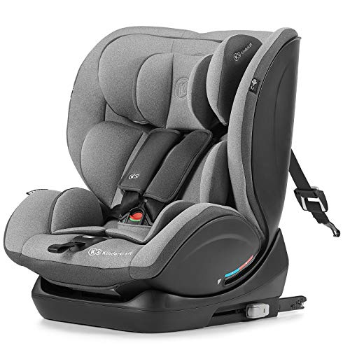 Kinderkraft Kinderautositz MYWAY, Autokindersitz, Autositz, Kindersitz mit Isofix, Top Tether Reclining,...