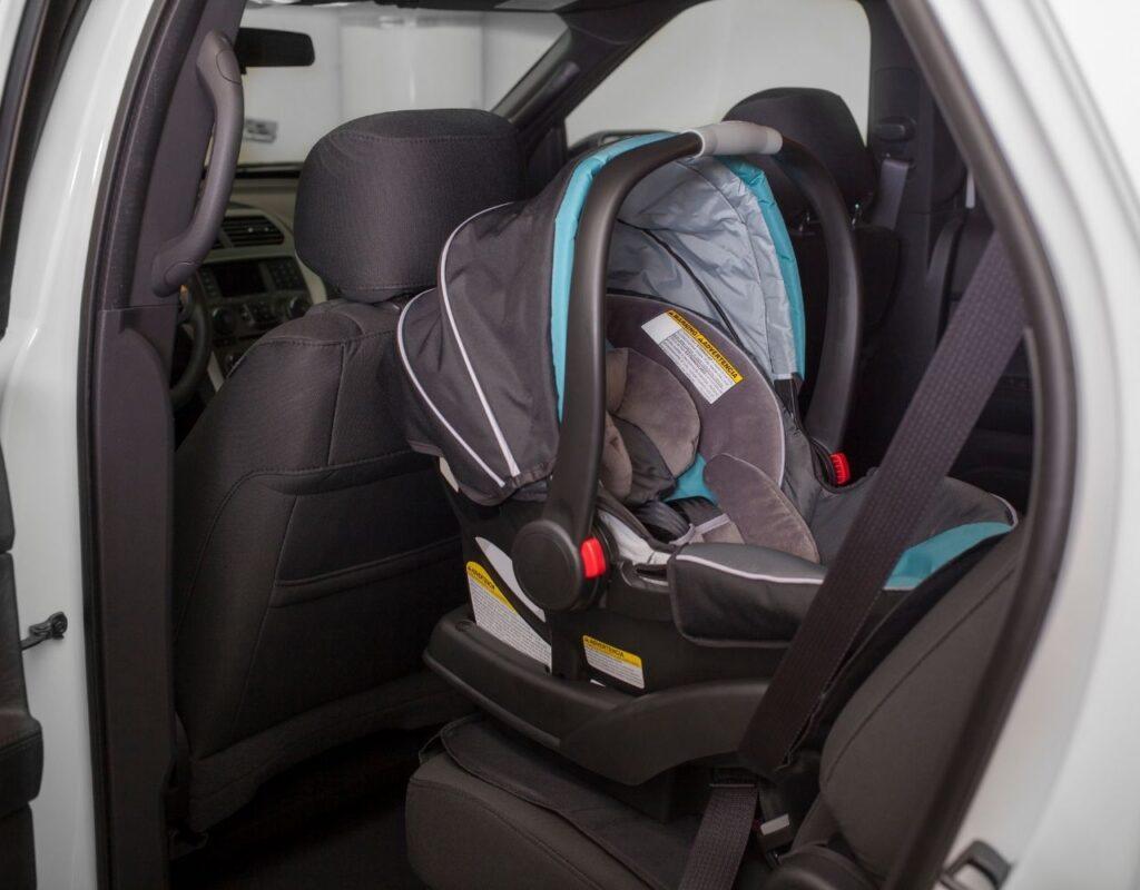 Autofahrt mit Baby Tipps