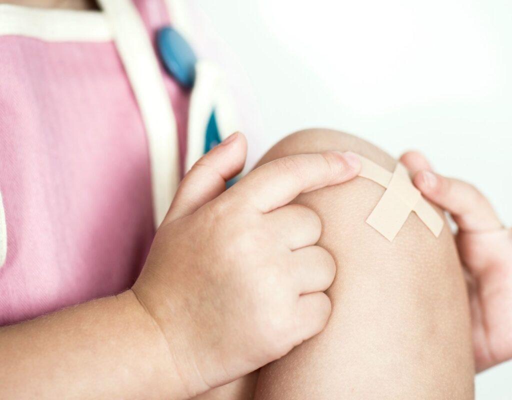 Reiseapotheke für Babys und Kleinkinder