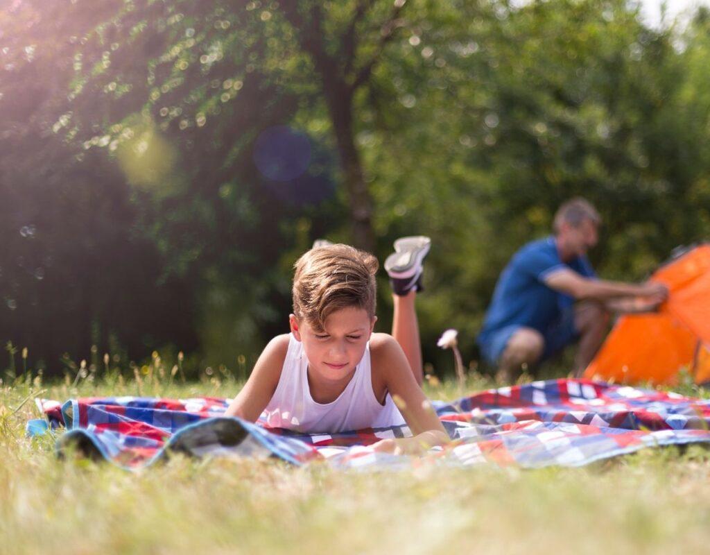 Picknickdecke Empfehlung