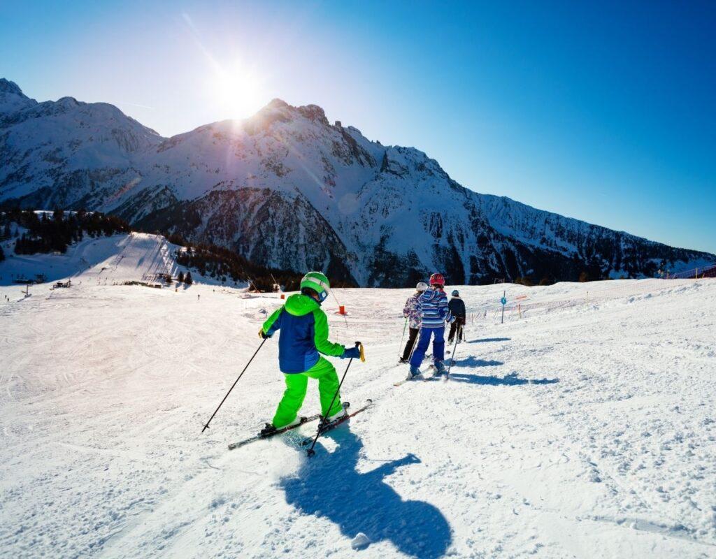 Skiurlaub mit Kindern Skipass kostenkos
