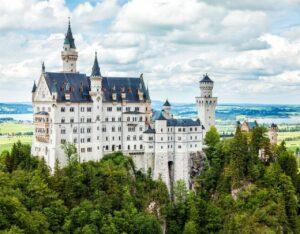 Urlaub im Allgäu mit Kindern und Neuschwanstein gehört als Ausflugsziel dazu.